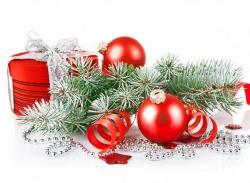 С наступающим Новымым Годом и Рождеством!