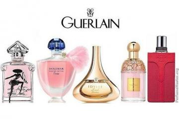 Пятерка лучших парфюмерных домов мира