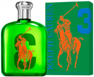 Ralph Lauren Polo Big Pony Green №3