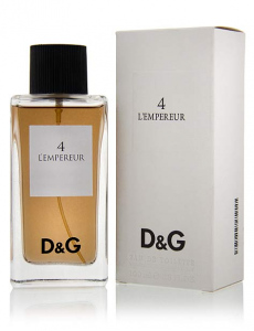 Dolce & Gabbana 4 L' Empereur