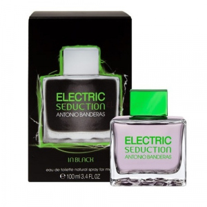 Аналог Antonio Banderas Electric Seduction in Black