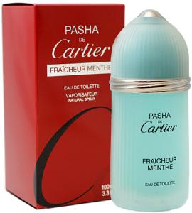Cartier Pasha Fraicheur Menthe
