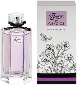 Gucci Flora By Gucci Generous Violet