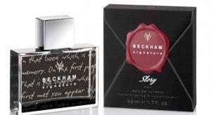 David Beckham Signature Story Men