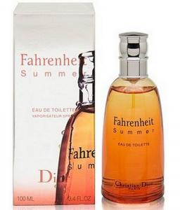 Dior Fahrenheit Summer