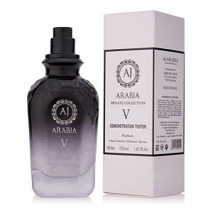 AJ ARABIA Private Collection V