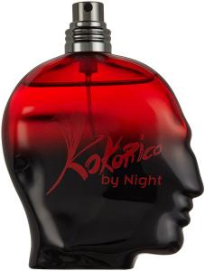 Gaultier Kokorico by Night