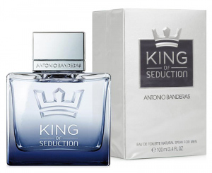 Antonio Banderas King of Seduction