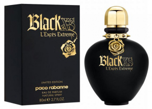 Paco Rabanne Black XS L`Exces Extreme Limited Edition