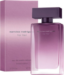 Narciso Rodriguez For Her Eau de Toilette Delicate Limited Edition
