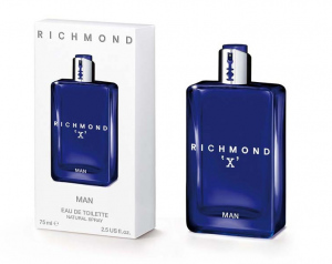 John Richmond X Man