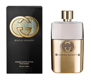 Gucci Guilty Diamond pour Homme Limited Edition