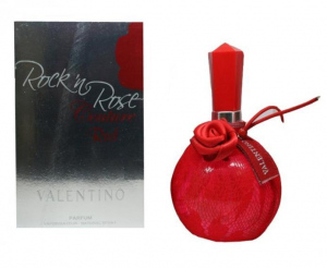 Valentino Rock n Rose Couture Red