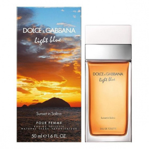 Dolce & Gabbana Light Blue Sunset in Salina