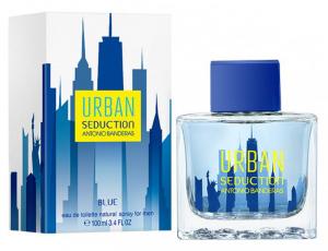 Antonio Banderas Blue Urban Seduction