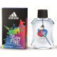 Adidas Team Five (Оригинал 100 мл edt)