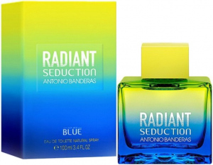 Antonio Banderas Radiant Seduction Blue For Men
