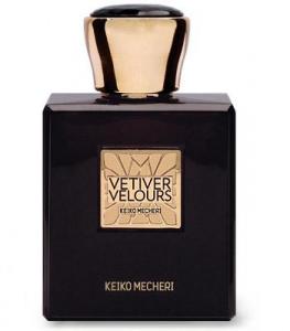 Keiko Mecheri Bespoke Vetiver Velours