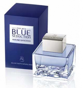 Antonio Banderas Blue Seduction