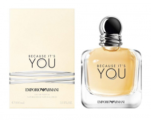 Armani Emporio Armani Because It's You