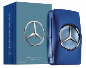 Mercedes-Benz Man Blue