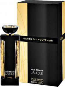 Lalique Noir Premier Fruits du Mouvement 1977