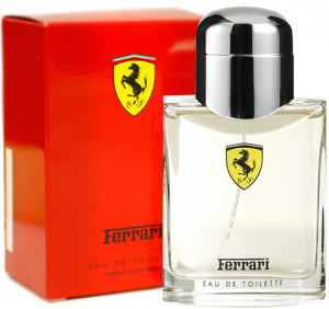 Ferrari Red Man