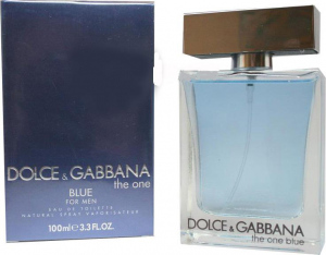 Dolce & Gabbana The One blue