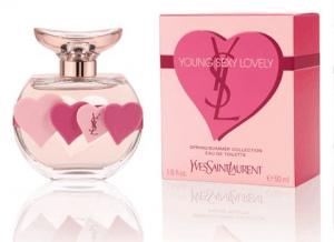 Yves Saint Laurent Young Sexy Lovely