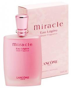 Lancome Miracle Eau Legere Sheer