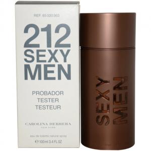 Carolina Herrera 212 MEN Sexy