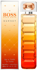 Hugo Boss Orange Sunset