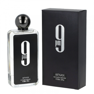 Afnan 9 PM Black