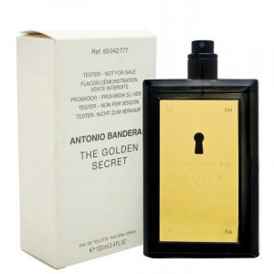 Antonio Banderas Golden Secret