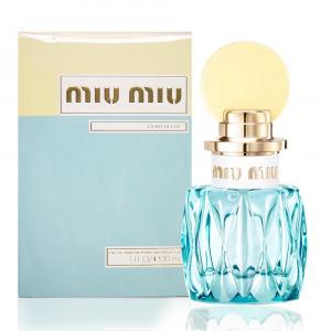 Prada Miu Miu L'Eau Bleue