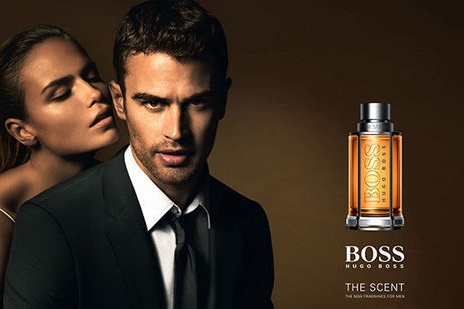 Тео Джеймс и Hugo Boss The Scent